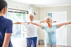 Exercise is an important part of everyday senior health
