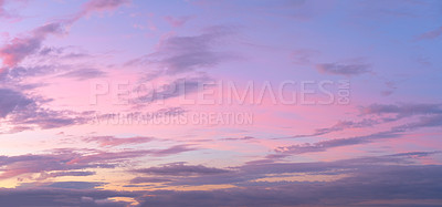 Buy stock photo The wold of fantastic clouds
