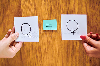 Gender equality is a human fight, not a female fight