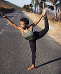 Her flexible body is proof that stretching is worth it