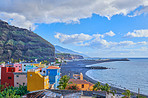 Port of Tazacorte, La Palma, Canary Islands
