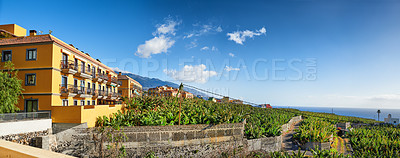 Buy stock photo Los Llanos, La Palma, Canary Islands