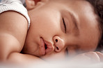 Something so soothing about watching a baby sleep