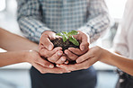 Conducting business with consideration for ethical, environmental and community goals