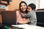 Every working mom is a superwoman