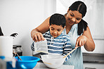 Hands-on cooking activities help children develop confidence and skill