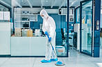 Decontamination is vital in controlling infections
