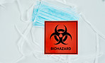 Make sure you follow the biohazard protocols
