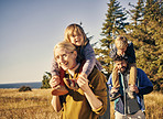 Exploring with your kids can renew your passion for adventure