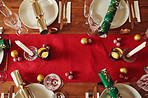 Festive fun from the tree to the table
