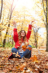 Autumn fun has just begun