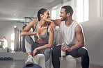 Our health is good and our relationship is even better