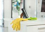 A clean office is a safe office