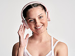 Listening to the music you like can enhance your performance