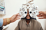 Helping customers see better one eye test at a time