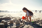 Kids have an endless amount of activities to try at the beach