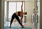 Yoga at home is just as good if not better!