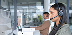 Working through the many responsibilities of a call centre representative