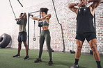 Join a fitness group and get more out of your workout