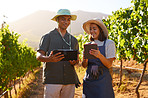 Tracking their crops with the coolest farming app