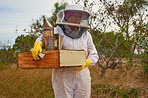 If you want the honey, you've gotta work for it