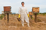 Down on the bee farm is where I belong