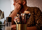The tools to paint your face
