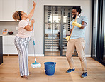 Let's turn the chores into a dance party