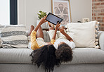 We've mastered the art of sharing the tablet