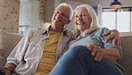 Retirement has turned us into happy couch potatoes