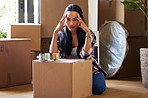 Moving house is another way to have a new beginning