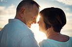 Happily married and happily retired