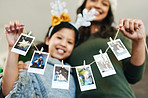 Decorate your home with happy family memories