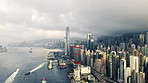 Welcome to Hong Kong Island