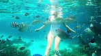 Snorkelling is my therapy