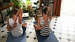 Can't make it to yoga class? Try an online one