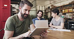 Keeping project management as paperless as possible