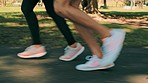 Instead of a coffee date, go out for a run