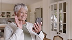 This tech savvy granny sees her grandchildren every day