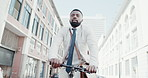 Biking to work is good for the earth and your health