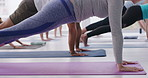 Yoga will allow you to know your body better
